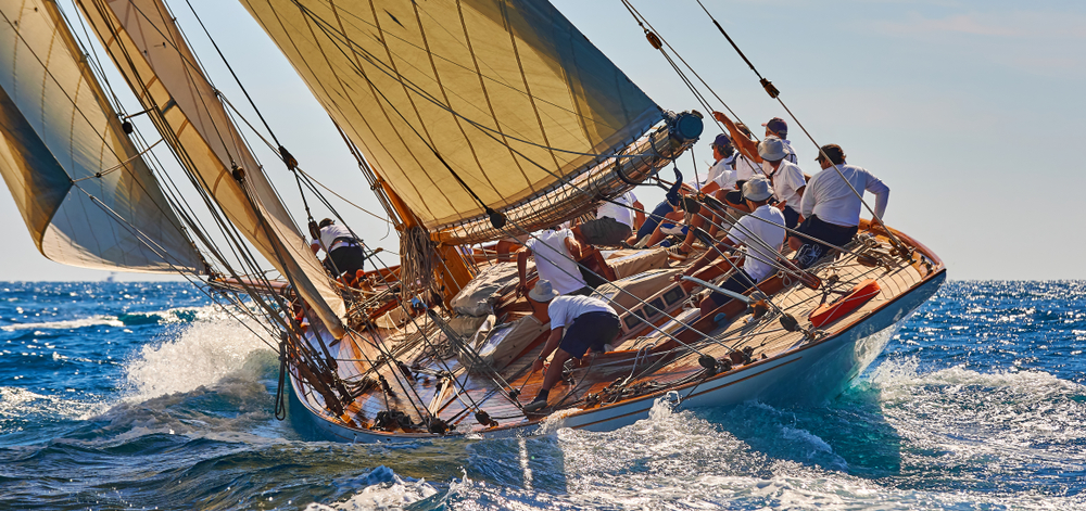 What sailing can teach us
